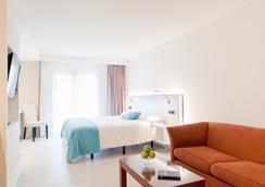 Hotel & Spa La Terrassa - S'agaro - 침실