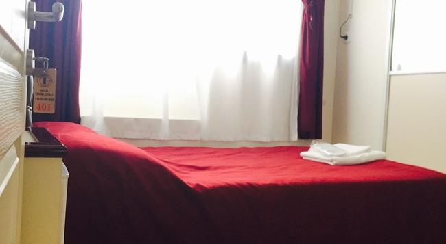 구젤 이즈미르 호텔 - 이즈미르 - 침실