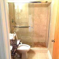 DC 인터내셔널 호스텔 Bathroom