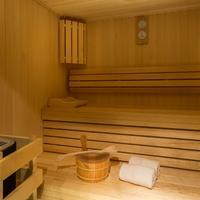 호텔 레 뷸 드 파리 Sauna