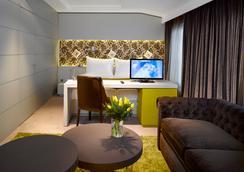 호텔 Unic 프라하 - 프라하 - 침실