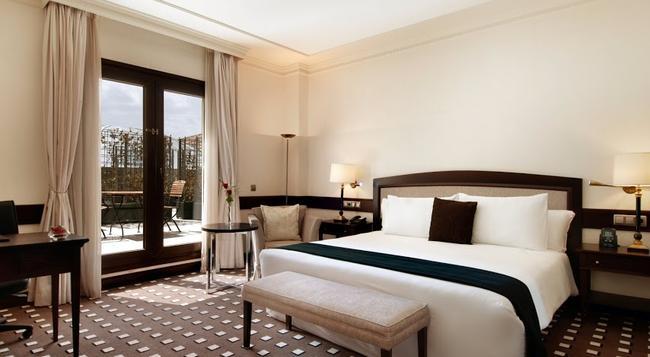 호텔 유로스타 팔리시오 부에나비스타 - 톨레도 - 침실