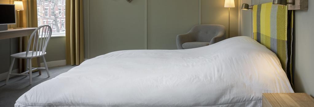 호텔 라이트 - 로테르담 - 침실