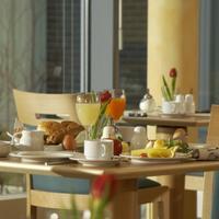 인터시티호텔 뒤셀도르프 Breakfast room