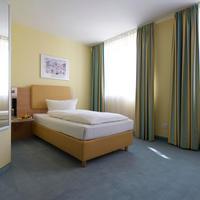 인터시티호텔 뒤셀도르프 IntercityHotel Duesseldorf, Germany, Standard single room