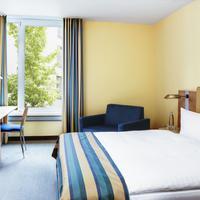 인터시티호텔 뒤셀도르프 IntercityHotel Düsseldorf, Germany - Business double room