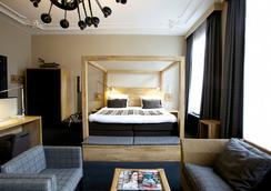 호텔 폰델 - 암스테르담 - 침실
