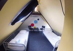 플라잉 피그스 업타운 호스텔 암스테르담 - 암스테르담 - 침실