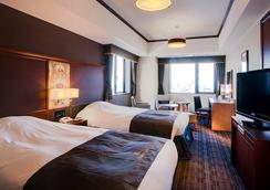 호텔 몬토레 그라스미아 오사카 - 오사카 - 침실