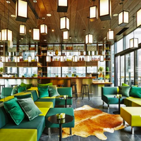 시티즌엠 뉴욕 타임스퀘어 Hotel Bar