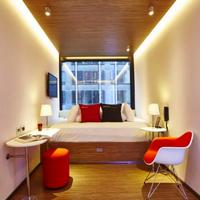 시티즌엠 뉴욕 타임스퀘어 Guestroom