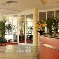 인터시티호텔 로스톡 Lobby