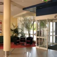 인터시티호텔 로스톡 Interior Entrance