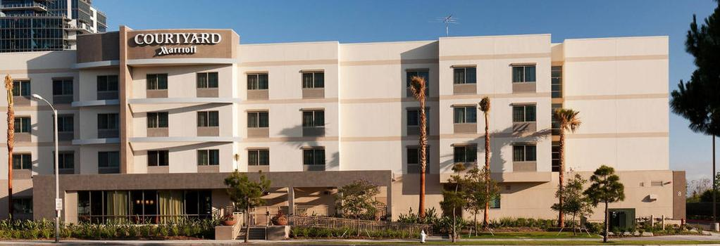 Courtyard by Marriott Santa Ana Orange County - 산타아나 - 건물