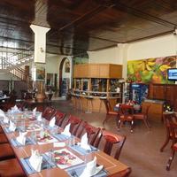 에어포트 뷰 호텔 Restaurant