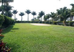 에어포트 뷰 호텔 - Entebbe - 야외뷰
