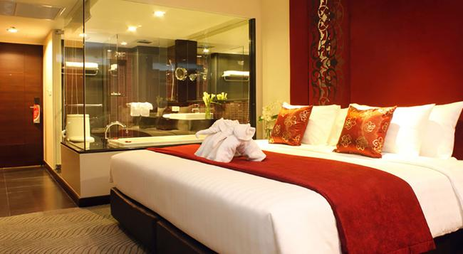 푸라마 실롬 방콕 - 방콕 - 침실