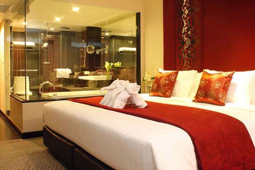 푸라바 실롬, 방콕 - 방콕 - 침실