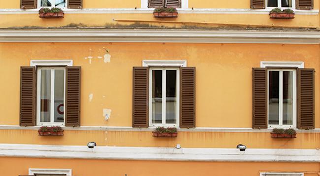 켄트 호텔 - 로마 - 건물