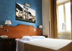 켄트 호텔 - 로마 - 침실