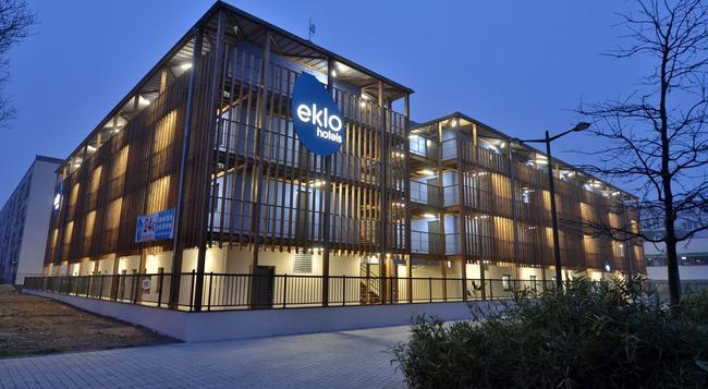 Eklo hotels Le Havre - Le Havre - 건물