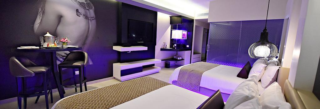 Chic By Royalton Resorts - Adults Only - 푼타카나 - 침실