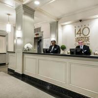 호텔 140 Reception