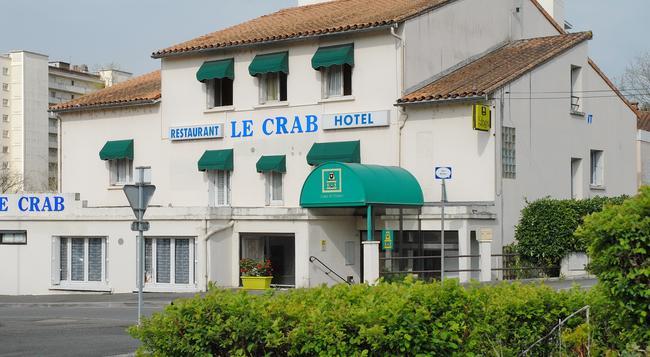 Hôtel Restaurant Le Crab - 앙굴렘 - 건물