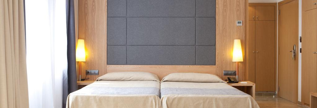 호텔 마르마담스 - 팔마데마요르카 - 침실