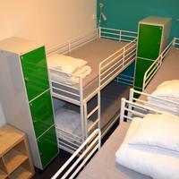 인터호스텔 1 bed in 6 bed mixed dorm-shared bath