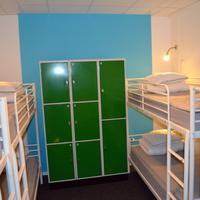 인터호스텔 1 bed in 8 bed mixed dorm-shared bath