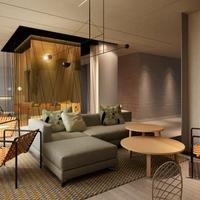 더 타임 뉴욕 Lobby Lounge
