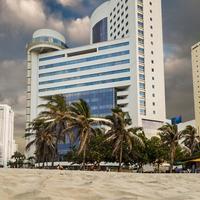 호텔 알미란테 카르타헤나 Beach/Ocean View