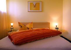 Hotel-Garni An der Weide - 베를린 - 침실