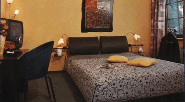 Garni-Hotel An Der Weide - 베를린 - 침실