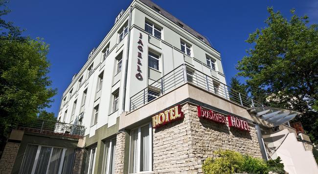 자겔로 호텔 - 부다페스트 - 건물