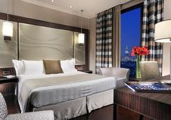 업타운 팰리스 호텔 - 밀라노 - 침실