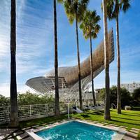 호텔 아츠 바르셀로나 Outdoor Pool