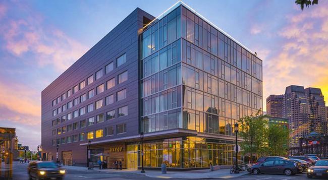 디 엔보이 호텔, 오토그래프 컬렉션 - 보스턴 - 건물