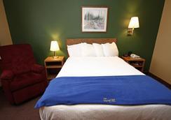 New Victorian Inn & Suites Kearney - 키어니 - 침실
