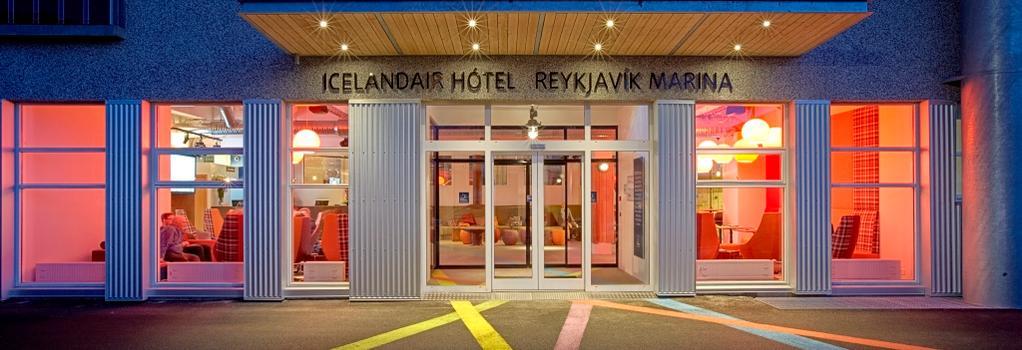 아이슬란데어 호텔 레이캬비크 마리나 - 레이캬비크 - 건물