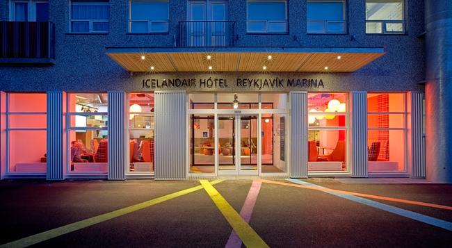 Icelandair Hotel Reykjavik Marina - 레이캬비크 - 건물