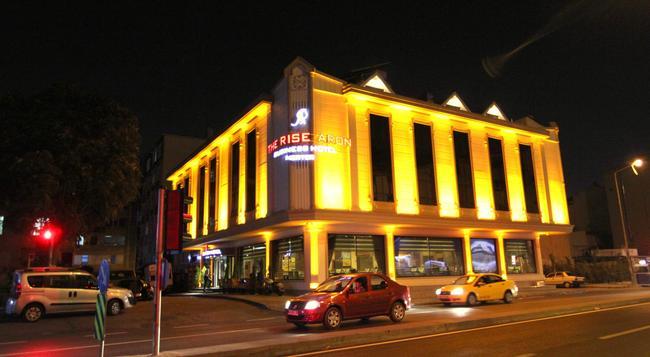 The Rise Aron Business Hotel Merter - 이스탄불 - 건물