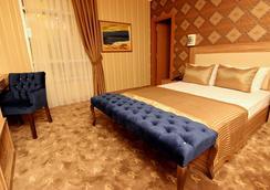 The Rise Aron Business Hotel Merter - 이스탄불 - 침실