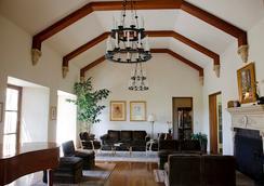 The Willows Historic Palm Springs Inn - 팜스프링스 - 로비