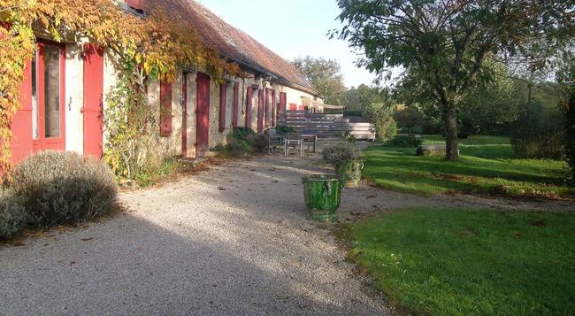 Domaine de Bellevue Cottage, Chambres d'Hôtes - 베르주라크 - 건물