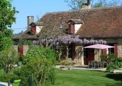 Domaine de Bellevue Cottage, Chambres d'Hôtes - 베르주라크 - 야외뷰