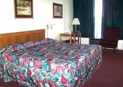 Budget Host Inn - 컬럼비아 - 침실