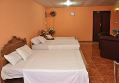 Sunshine Hotel & Hall - Trincomalee - 침실
