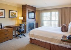 호텔 아브레고 - 몬터레이 - 침실